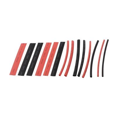 Набор термоусадки №6 (МАКСИМУМ) микс 14 шт REXANT 7 цветов 29-0106