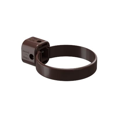 Хомут универсальный Döcke LUX 100 мм (шоколад)