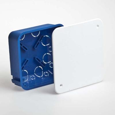 Коробка распределительная (распаячная) СП 100х100х45 мм RuVinil 10160