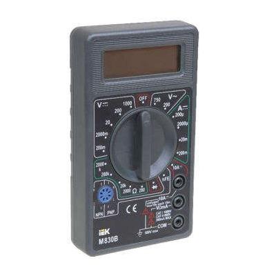 Мультиметр цифровой IEK Universal M832