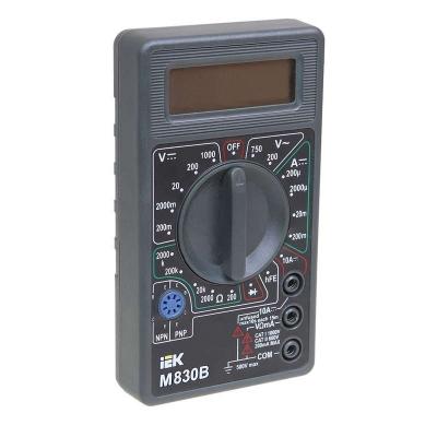 Мультиметр цифровой IEK Universal M830B