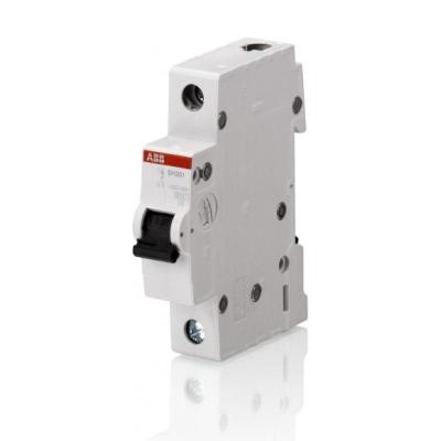 Выключатель автоматический модульный 1П С 16А 4.5 кА SH201L ABB