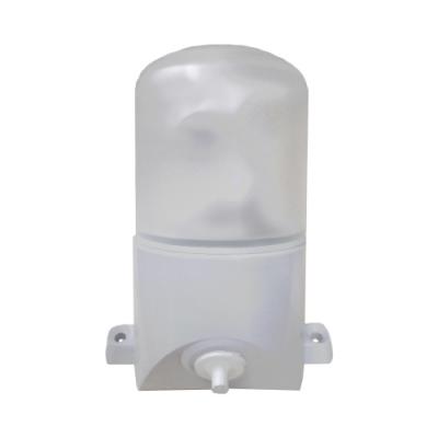 Светильник НББ 19-60-203 настенный наклонный для бань и саун Элетех Линда серый