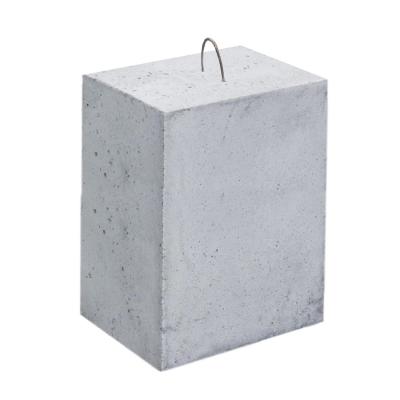 Фундаментный блок ФБС 400х300х200 мм