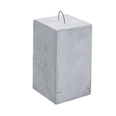 Фундаментный блок ФБС 400х200х200 мм