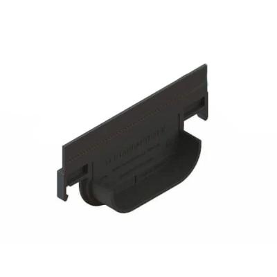 Заглушка торцевая пластиковая ЗГЛВ-10.16.10-ПП для лотка водоотводного 8010-М/80101-М Standartpark