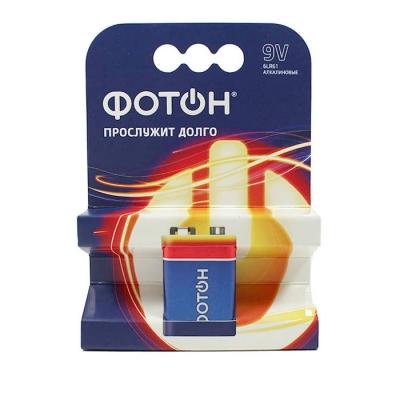 Элемент питания 6LR61 ОP1 9 В ФОТОН