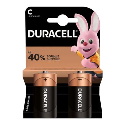 Элемент питания LR14 1.5 В BP-2 (2 шт) Duracell