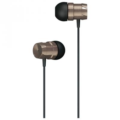 Наушники внутриканальные с микрофоном Akai HD-618B черные