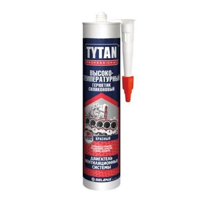 Герметик термостойкий Tytan Professional красный (280 мл)