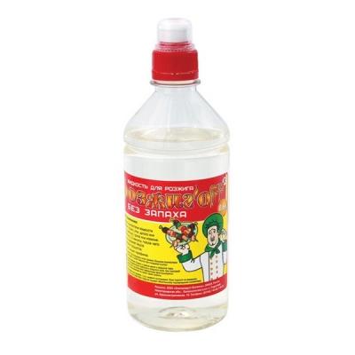 Жидкость для розжига 0.5 литра