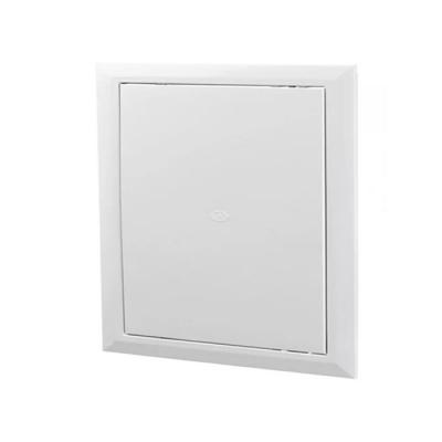Люк-дверца ревизионный пластиковый 200х200 мм белый