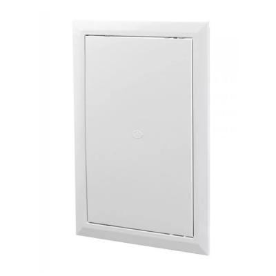 Люк-дверца ревизионный пластиковый 300х400 мм белый