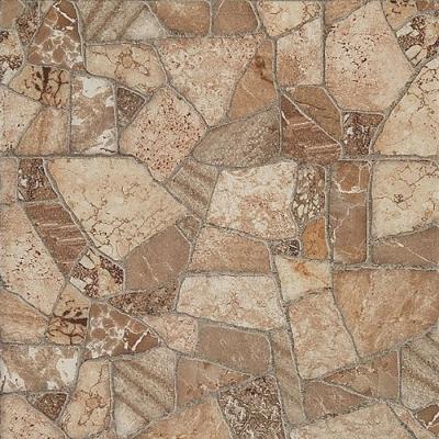 Керамогранит 400х400х8 мм Шахтинская плитка Тициан бежевый