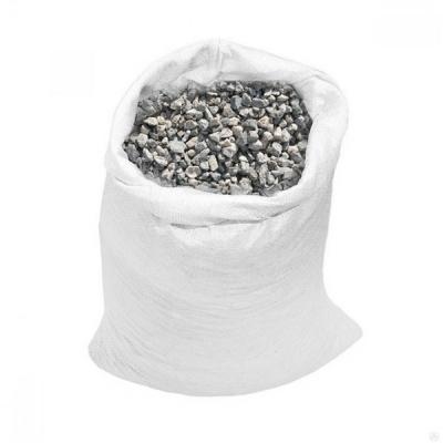 Щебень фасованный фракция 5-20 мм 50 кг