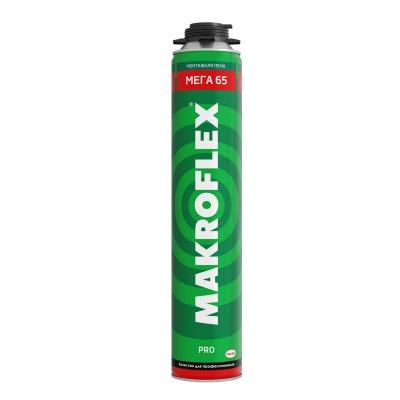 Пена монтажная Makroflex MEGA 65 PRO профессиональная 850 мл