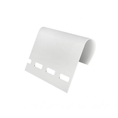 Профиль стартовый пластиковый Grand Line 3000 мм (белый)