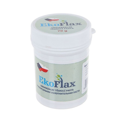 Паста уплотнительная для резьбы EkoFlax (вода, пар ) (70 г)