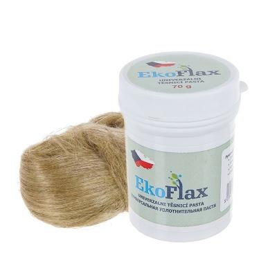 Комплект монтажный EkoFlax (паста 70 г+лен 20 г) (вода, пар)