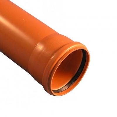 Труба для наружной канализации 160х3.2х1000 мм