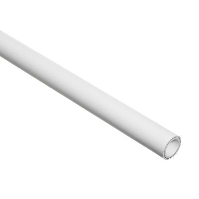 Труба PP-ALUX армированная алюминием PN 25, 20 мм (белая, 2 м) Valtec