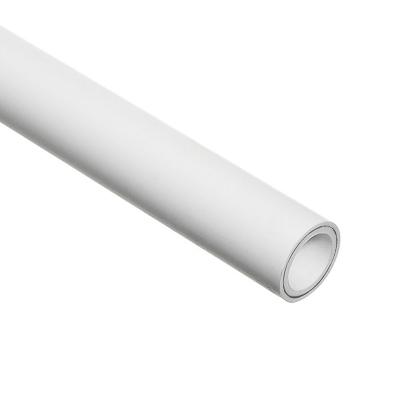 Труба PP-ALUX армированная алюминием PN 25, 32 мм (белая, 2 м) Valtec