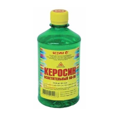 Керосин осветительный КО-25 ЯСХИМ 0,5 Л