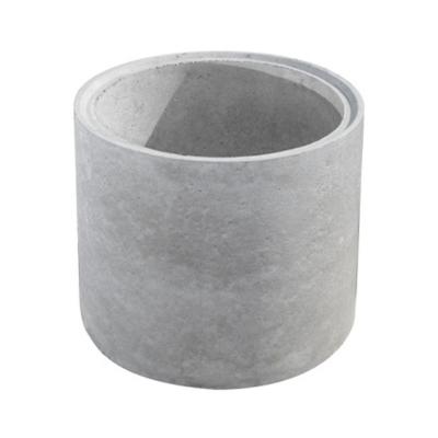 Кольцо железобетонное ДК 10-9 с дном паз-гребень d-1160 мм