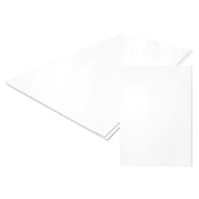 Панель ПВХ 250х2700 мм белая матовая Центурион
