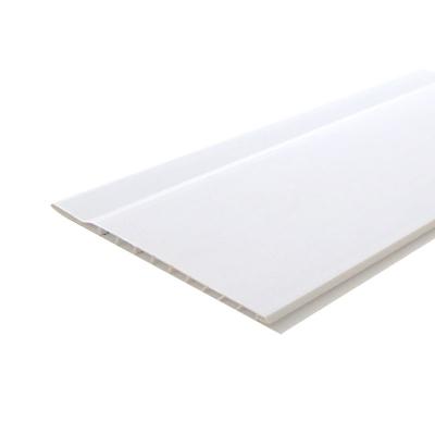 Панель ПВХ 100х3000 мм белая