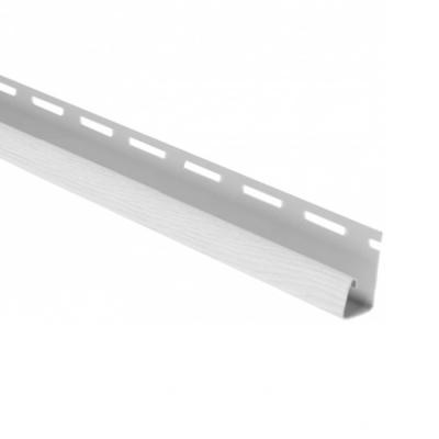 Профиль-J Grand Line 3000 мм (белый)