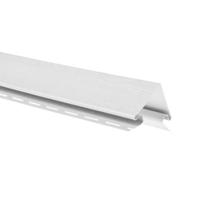 Угол наружный для сайдинга Grand Line 3000 мм (белый)