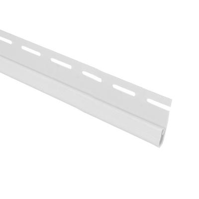 Планка финишная Grand Line 3000 мм (белая)