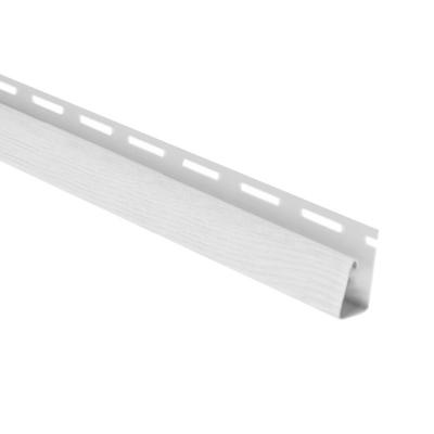 Профиль-J широкий Grand Line 3000 мм (белый)