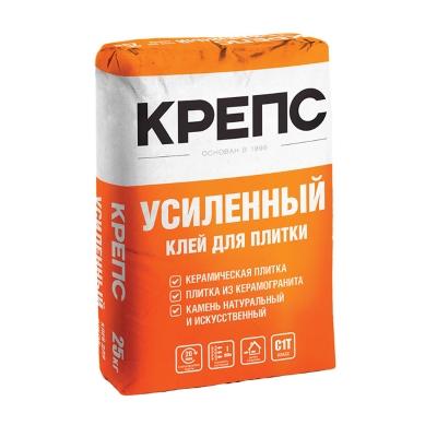 Клей для плитки КРЕПС (усиленный) 25 кг
