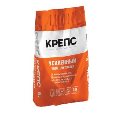 Клей для плитки КРЕПС (усиленный) 5 кг