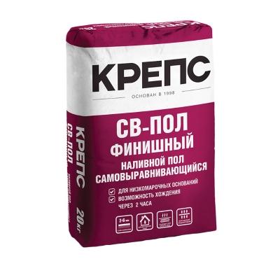 Ровнитель для пола КРЕПС СВ-ПОЛ (финишный) 20 кг