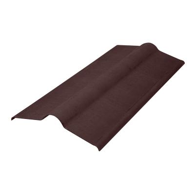 Конек для Ондулина 1000 мм коричневый
