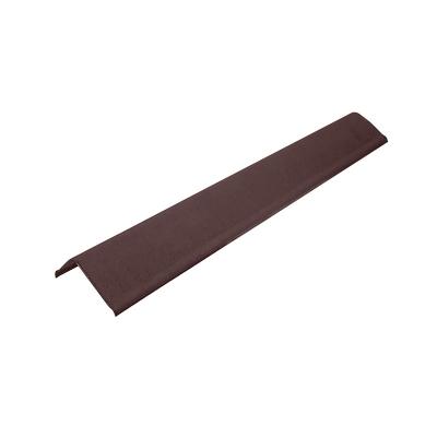 Щипец Ондулин 360х1000 мм коричневый