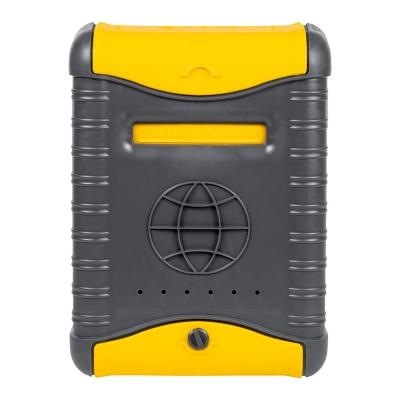 Ящик почтовый пластмассовый Стандарт внешний с замком