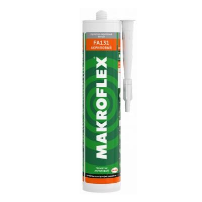 Герметик Makroflex FA131 универсальный морозостойкий белый (450 г)