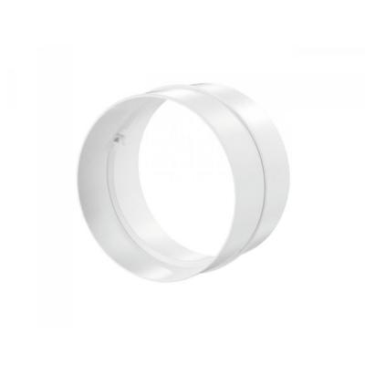 Соединитель для круглого канала без клапана d 125 мм