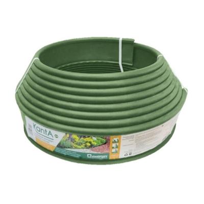 Бордюр KANTA SP Б-1000.10.02-ПП пластиковый оливковый