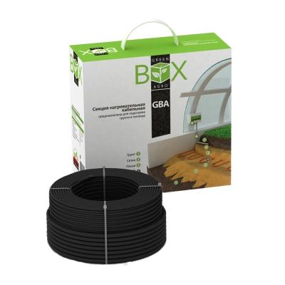 Комплект для обогрева грунта теплиц Green Box Agro 14GBA-980