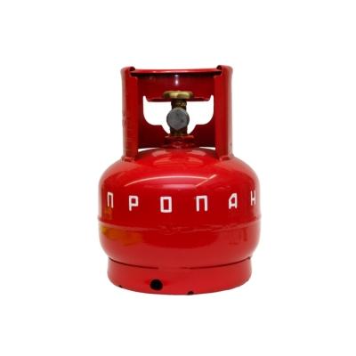 Баллон газовый с вентилем 5 л