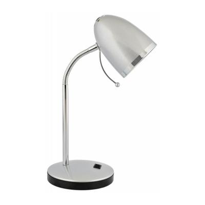 Светильник настольный KD-308 C03 40 Вт E27 серебро Camelion