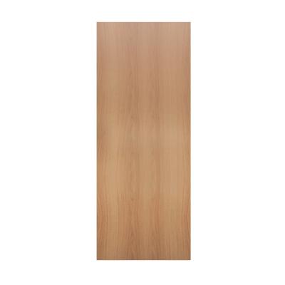Дверное полотно Олови миланский орех 35х800х2000 мм ламинированное глухое с фурнитурой