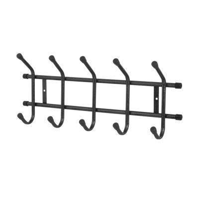 Вешалка настенная (5 крючков) 49х19см