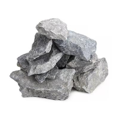 Камни для бань и саун Талькохлорит колотый 20 кг