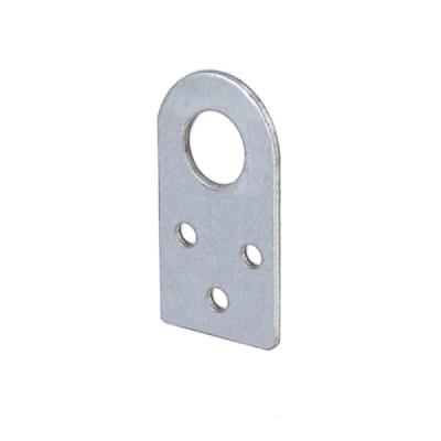 Проушина (пробой-ушко) 30х70 мм цинк (2 шт)